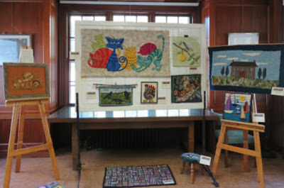 Rug Hooking Show