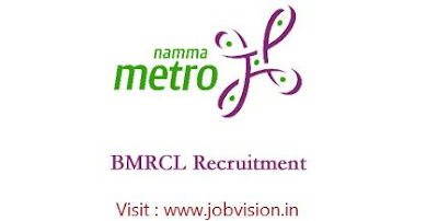 Limited ( BMRCL ) Recruitment 2018
