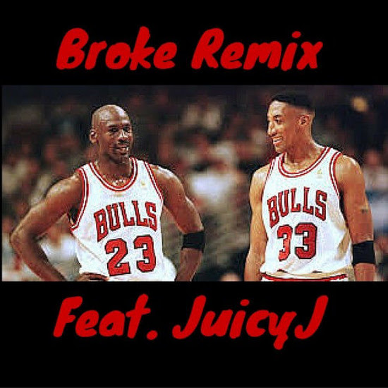 G.O.D. - Broke (Remix) (Feat. Juicy J)