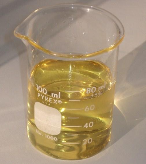 Rumus Kimia Bensin