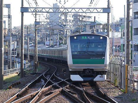 【ダイヤ改正で定期化!】相鉄線 JR埼京線直通 特急 池袋行き1 E233系