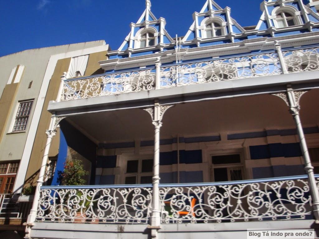 Long Street - Cidade do Cabo