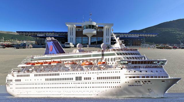 Το περιοδικό Monocle φαντάζεται το λιμάνι της Ηγουμενίτσας, ως φθινοπωρινό προορισμό κρουαζιέρας