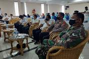 Kapolsek Carita hadiri Undangan Pointer Sekolah Lapang Cuaca Nelayan 2021 Nelayan Carita
