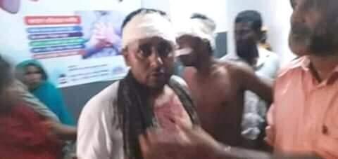 মোহনগঞ্জে দু' পক্ষের সংঘর্ষে আহত ৯ জন
