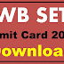 WB SET Admit Card 2017 Download West Bengal SET Call Letter Download