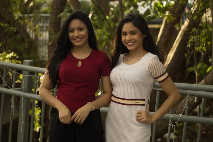 Lia e Rebeca