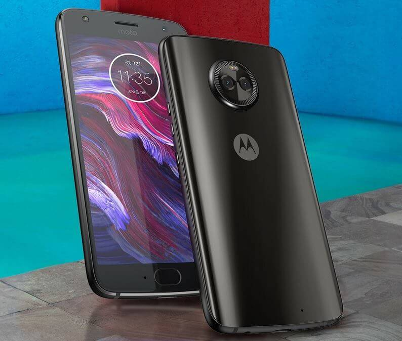 Motorola Moto X4 Introduced At IFA Berlin; IP68-Certified Android Nougat with Dual Rear Cameras