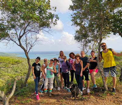 hiking, port royal national park, activity, fun, good energy, yoga retreat, April Dechagas, #payabay, #payabayresort, paya bay resort, wellness,