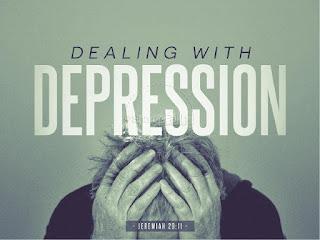 Seeds Of Destiny (SOD) Devotional: 20 October 2020 - Dealing With Depression