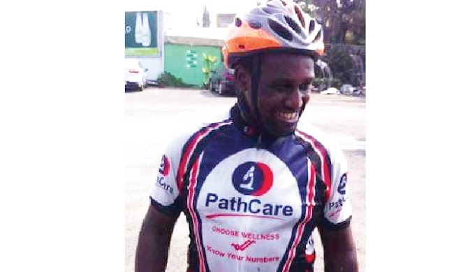 Outrage As Hoodlums Rob, Kill Cyclist On Lagos Road