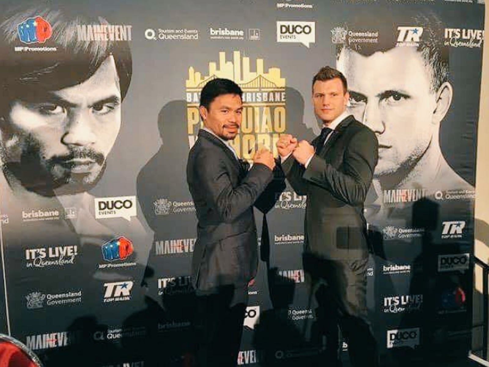 MANNY PACQUIAO VS JEFF HORN 2