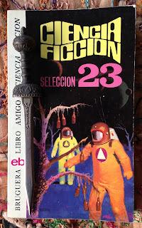 Portada del libro Ciencia ficción selección 23