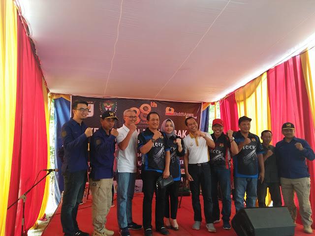 PT Bukit Asam Adakan Kejuaraan Menembak