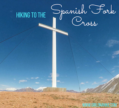 Hiking to the Spanish Fork Cross