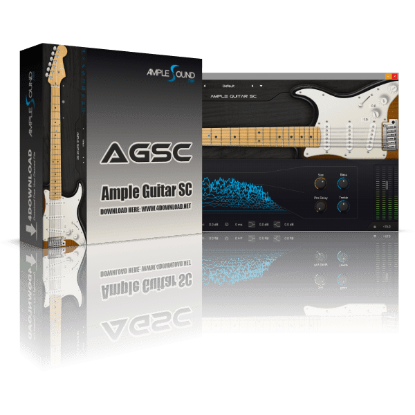 Ample Guitar SC III v3.2.0 Full vesion