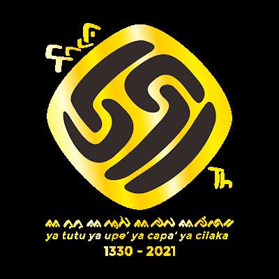 Logo Hari Jadi Bone HJB ke-691 tahun