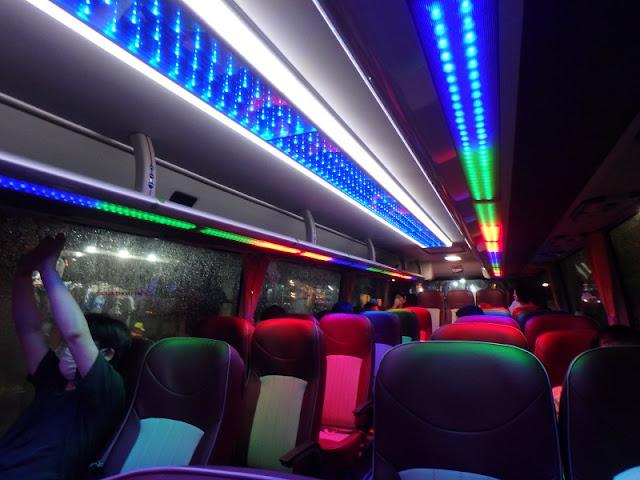ベトナムバス