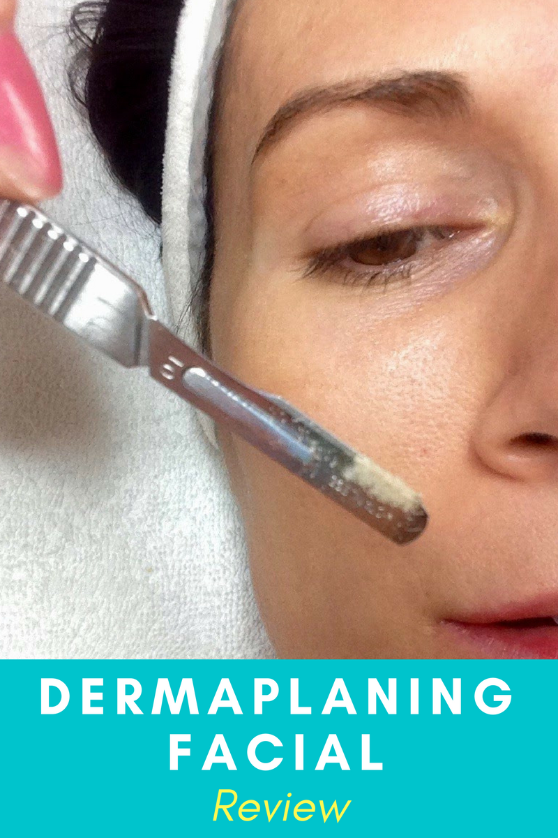 dermaplaning facial dallas, dermplane review, dermaplaning facial