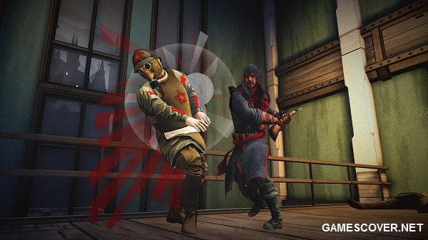 Assassin's Creed Chronicles: Russia Gameplay
