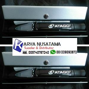 Jual Atago Master Hand Refraktometer Brix-20T di Palembang