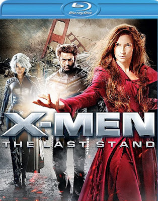 X-Men: The Last Stand (2006) Dual Audio [Hindi – Eng] 1080p | 720p BluRay ESub x265 HEVC 1.4Gb | 600Mb