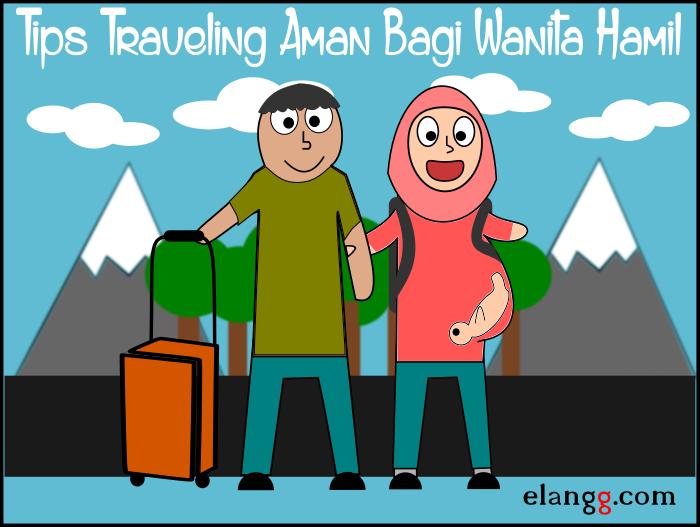 tips traveling aman bagi wanita hamil