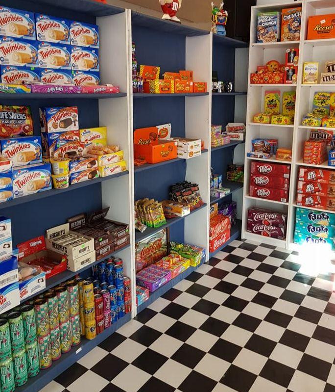 Hamburg News: Amerikanische Süßigkeiten und Getränke bei Mr. NICE ...
