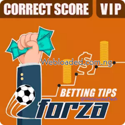 Forza Betting Tips Correct Score VIP APK [Paid Version]