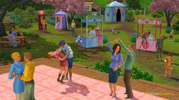 Sims expansion pack