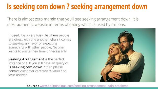 Www seekingarrangment com login