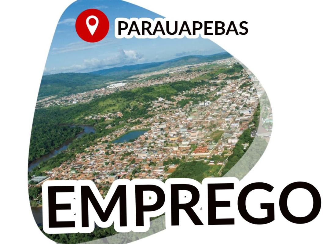 Obras em Parauapebas abrem 160 vagas para armadores, ajudantes, carpinteiros e pedreiros