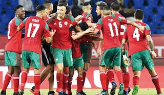 الأن مشاهدة مباراة المغرب وزامبيا بث مباشر اون لاين اليوم 16-06-2019 مباراة ودية