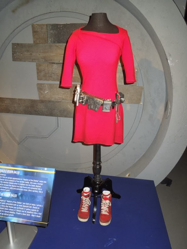 Jenna Coleman Oswin Oswald Asylum of the Daleks costume