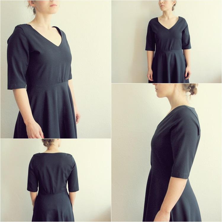 sukienka z różnych perspektyw