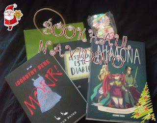 BookHaul: Libros que recibí en navidad