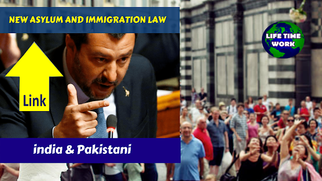 NEW ASYLUM AND IMMIGRATION LAW