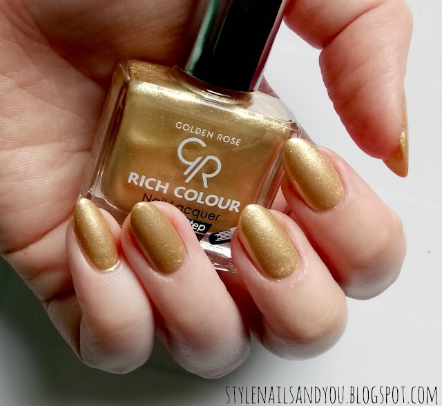 Golden Rose Rich Colour 77