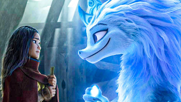 Raya e o Último Dragão - Review - Disney +