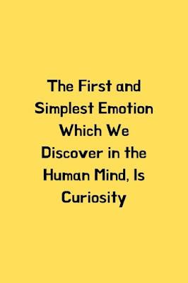 Children Curiosity Quotes