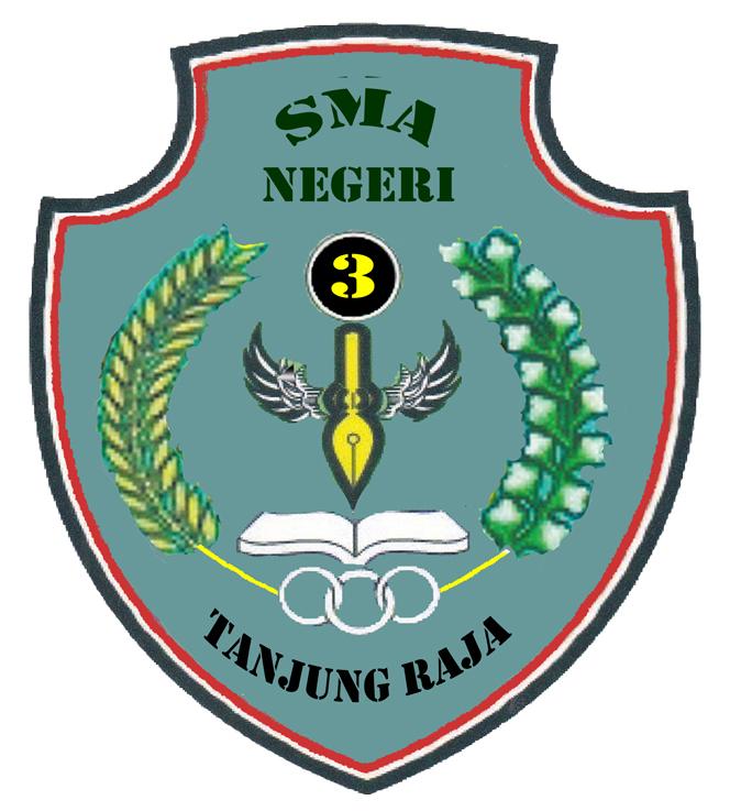 Info Dan Lokak Logo Sma Negeri 3 Tanjung Raja