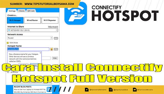 Sebenarnya di Windows 7 bisa dijadikan hotspot loh. Hanya saja kamu harus download dan menggunakan aplikasi Connectify Hotspot full version dahulu.