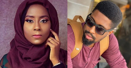 Hausa actress, Maryam Booth accuses her ex-boyfriend of blackmail after her nude video got