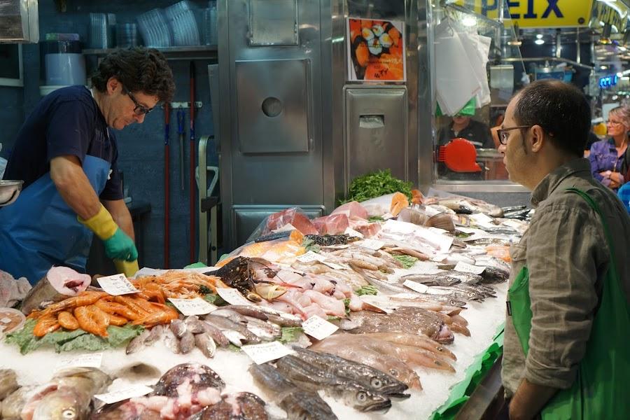 サンタ・カタリーナ市場(Mercat de Santa Caterina)