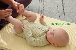 cara mengatasi bayi mencret