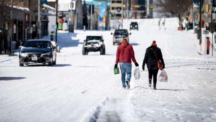 Millions without electricity after the United States was hit by a snow wave