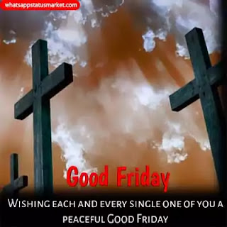 Good Friday shayari with image