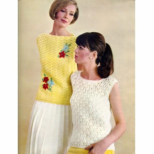 Lace Crocheted Shell Pattern