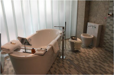 8 tips to make a small bathroom for spa
