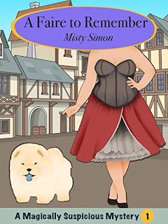 Cover for A Faire to Remember by Misty Simon